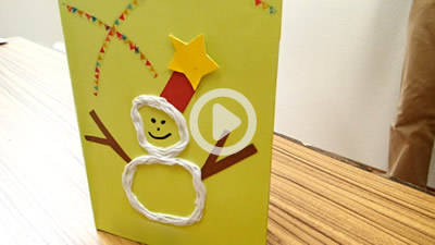 クリスマスカード4