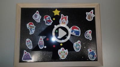 クリスマスカード11